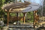 pergola cedre structures